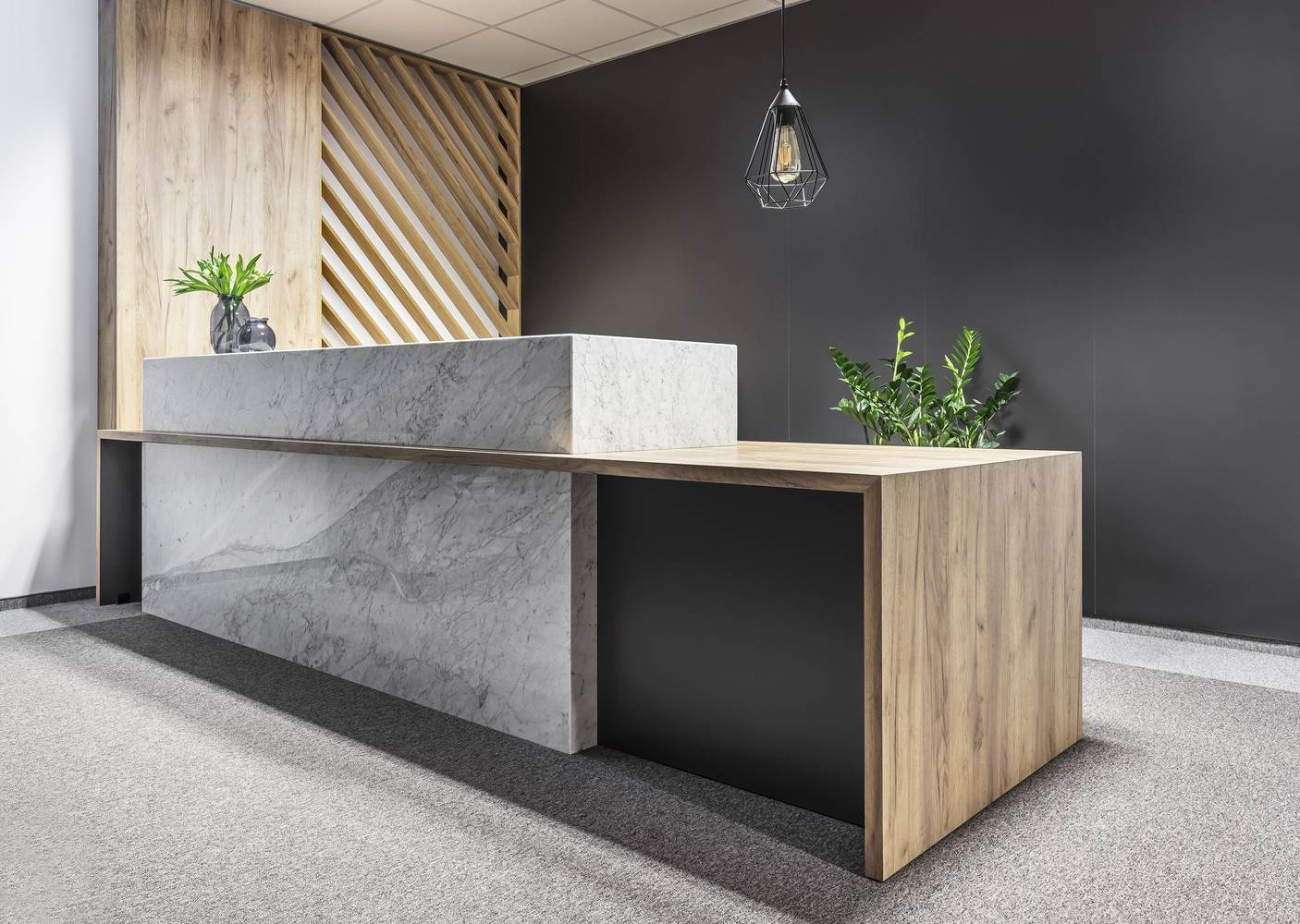 Изготовление мебели для офиса Peral3743 под заказ