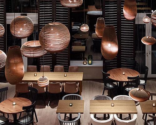 Мебель для ресторана 0428 под заказ