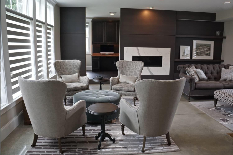 Мебель для гостиной под заказ Peral2298