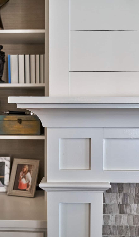 Корпусная мебель для гостиной на заказ Peral3742