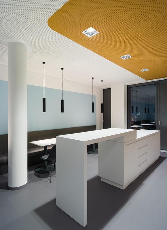 Офисная мебель на заказ Peral0249