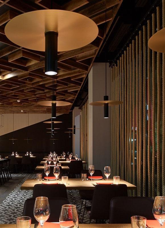 Мебель для ресторана Peral3731 на заказ