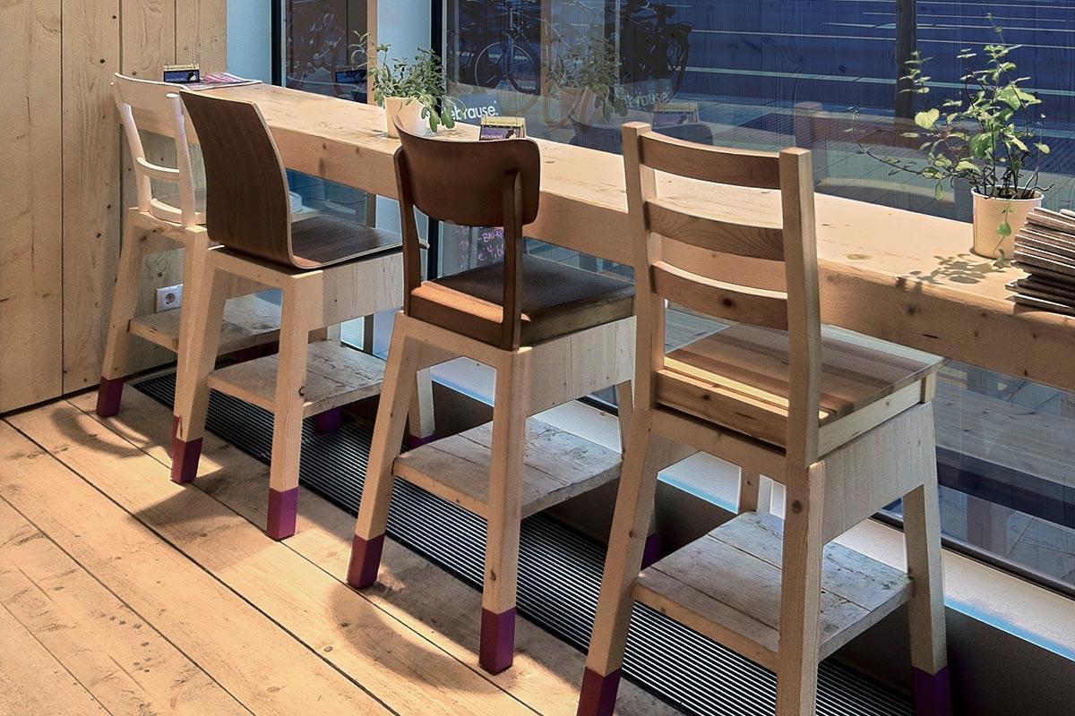 Мебель под заказ для ресторана Peral2925