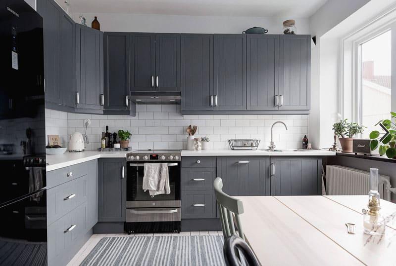 Кухонная мебель на заказ Peral3157