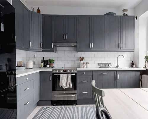 Кухня под заказ Peral4399